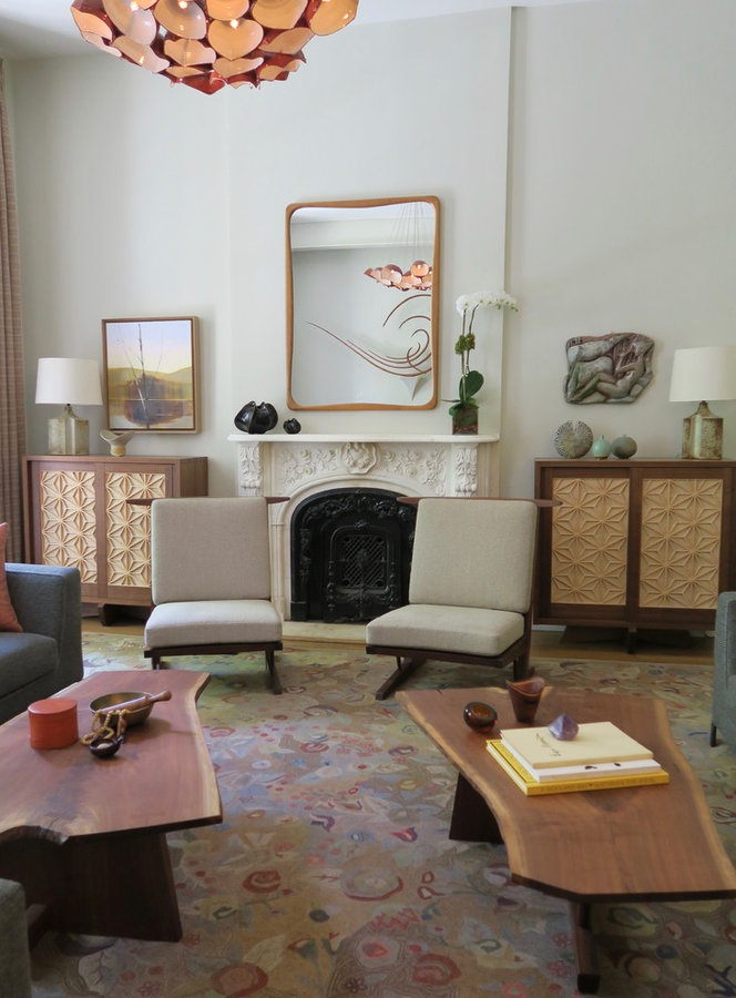The Living Room - the focal point