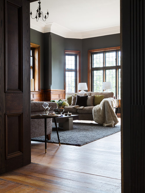 landhausstil wohnen ideen houzz. Black Bedroom Furniture Sets. Home Design Ideas
