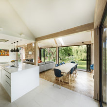 Room Tour: A Kitchen Extension Totally Transforms a Period Home