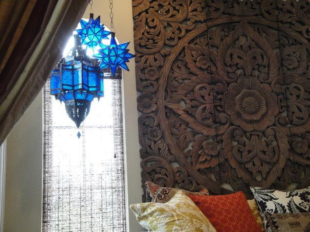 Eclectic Living Room by Tweak Your Space