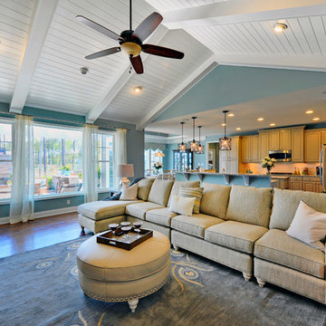 The Mulberry at Bayfront - Living Room