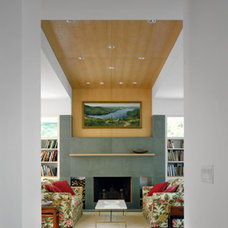 Eclectic Living Room by Patricia M Cove, Architectural Interiors & Design