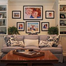 Living Room by Kirsten Marie Inc, KMI