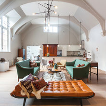 Houzz Tour: A Former Courthouse Transformed With Vintage Pieces
