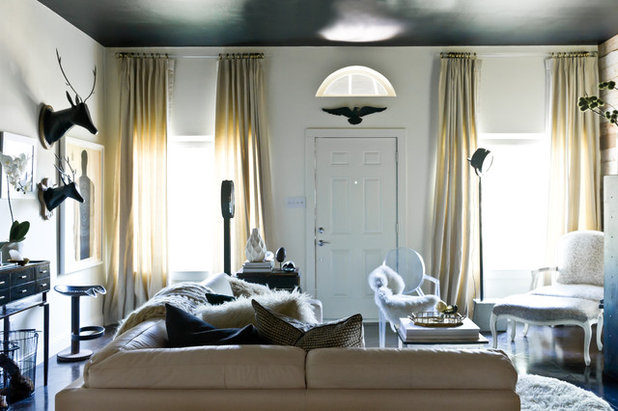 11 Reasons To Paint Your Ceiling Black