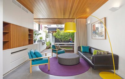 Houzz Tour: Easy, Breezy Home Lets the Light Shine In