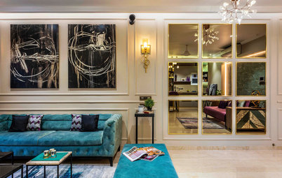 Mumbai Houzz: This 860-Sq-Ft Flat is a Voguish Slice of Paris