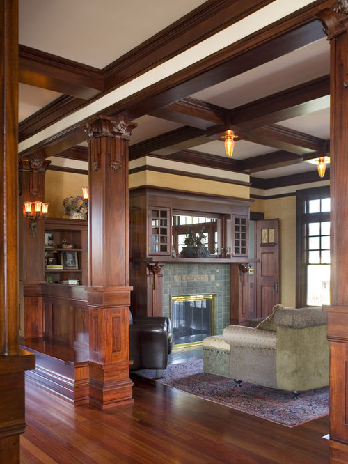 Craftsman interior home design ideas pictures remodel and decor Home design ideas pictures remodel and decor