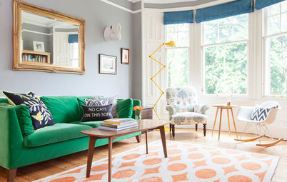 10 Tricks to Decorating Your Living Room on a Budget