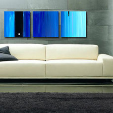 Contemporary Living Room by Terracegallery