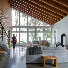 Contemporary Living Room by CULTivation D.S