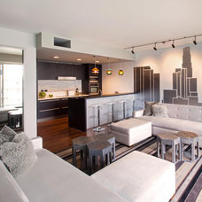 Contemporary Living Room by Arch-Interiors Design Group, Inc.