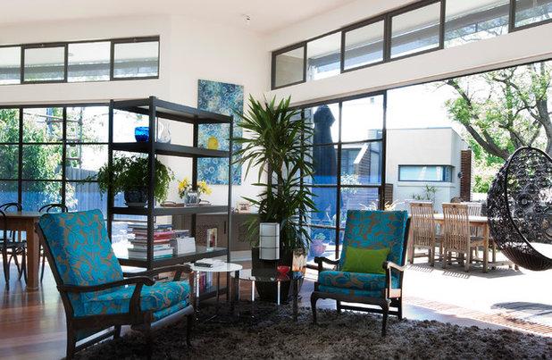 Modern Wohnbereich by Michelle Williams Photography