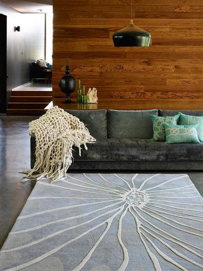 Modern Wohnbereich by Shaynna Blaze