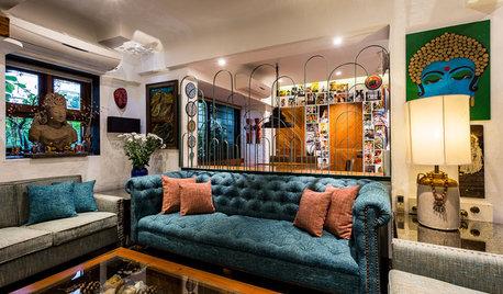 My Houzz: Bollywood's Favourite Interior Designer Shows Us Her Home
