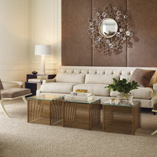 Modern Living Room by Baker Furniture