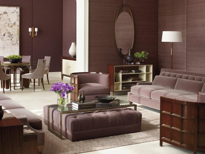 Modern Living Room by Baker Furniture