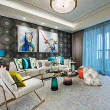 Ideas we Love: 35 Spaces Where Art and Decor Synergise