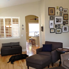 Eclectic Living Room The Vintage Bean