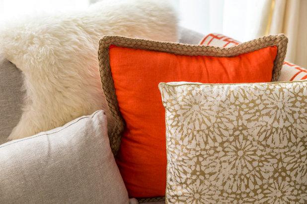 Contemporary Living Room by Interior Design Journey Pte Ltd