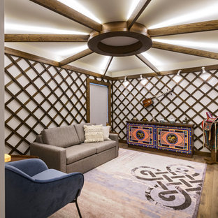 Themed Traditional Mongolian Room