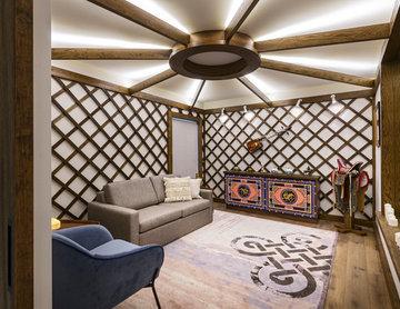 Themed Traditional Mongolian Room