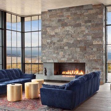 Thermal Steel - Mountain Ranch Modern