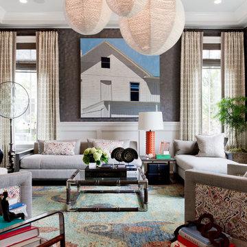 Thom Filicia, Inc: Holiday House Hamptons 2013