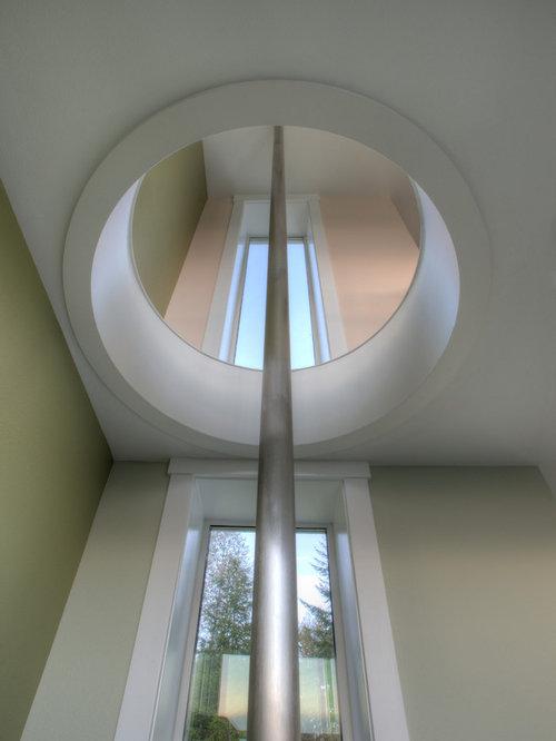 Firefighter Living Room Decor: Fire Pole