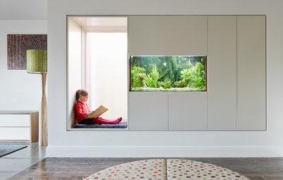 6 ideas para diseñar un rincón privado en el salón