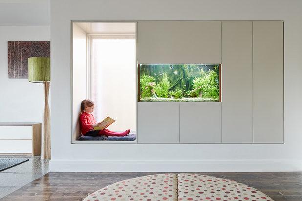 Contemporain Salon by Mesh Design Projects