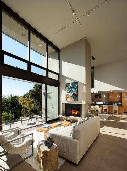 Contemporary Living Room by DesignARC