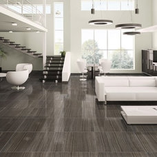 Modern Living Room by Floor Decor