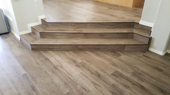 Tile Flooring Projects