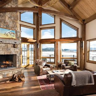 Timber Frame Home - Meadow Creek Residence