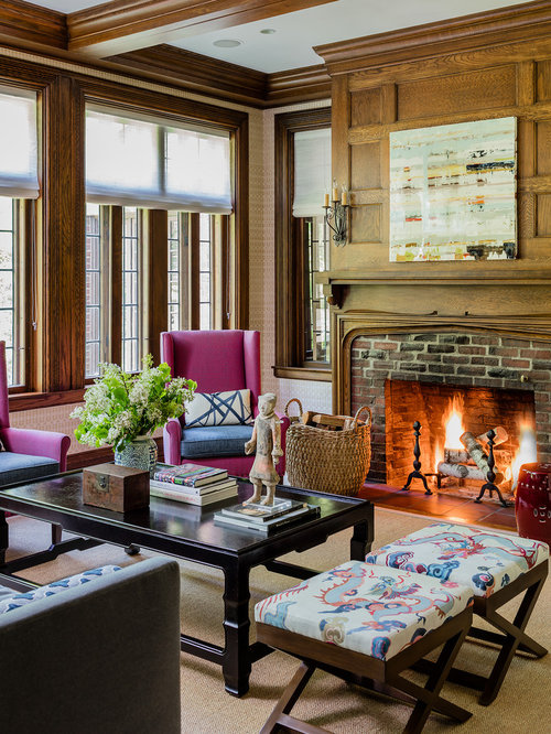 traditional home living rooms. Inspiration for a large timeless living room remodel in Boston with beige  walls standard 15 Best Traditional Living Room Ideas Designs Houzz