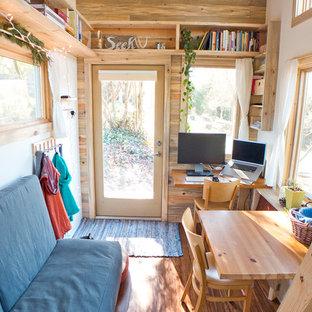 Kleines Modernes Wohnzimmer in San Francisco