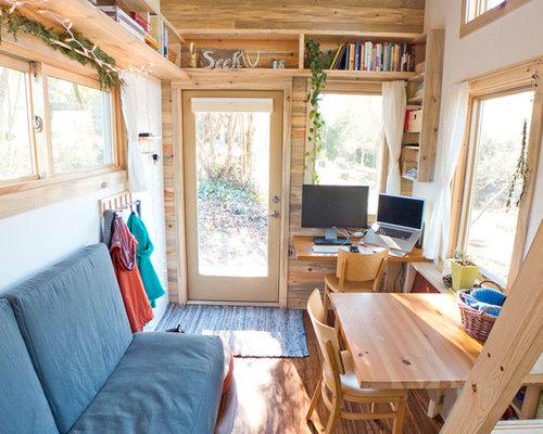 Interni per tiny house foto e idee houzz - Tiny house interni ...