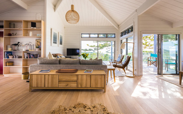 Living Room by Charissa Snijders Architect