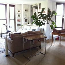 Modern Living Room toby meyer