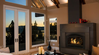 Todd Mather Architect: Fireplaces