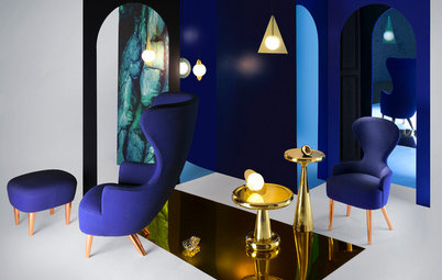 Turning Scrap Metal Into Gold: The Dazzling Designs of Tom Dixon