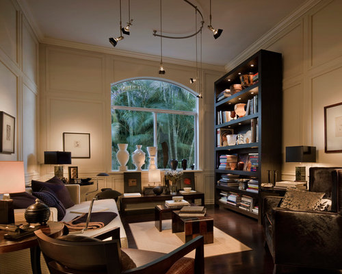 Astonishing Best Study Area Design Ideas Remodel Pictures Houzz Largest Home Design Picture Inspirations Pitcheantrous