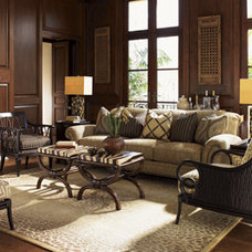Traditional Living Room by Lexington Home Brands