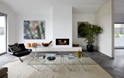 Smoking Hot: 8 Fireplaces to Inflame Your Sense of Style