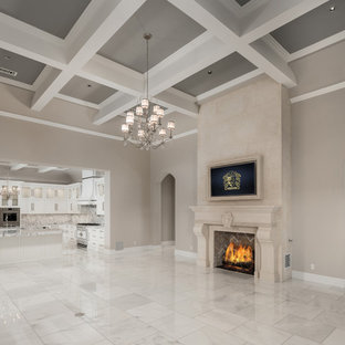Top 10 Fireplaces of the Famous Built by Fratantoni Luxury Estates!