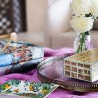 Moroccan Home Furniture Mediterranean Living Room Los Angeles By Badia Design Inc