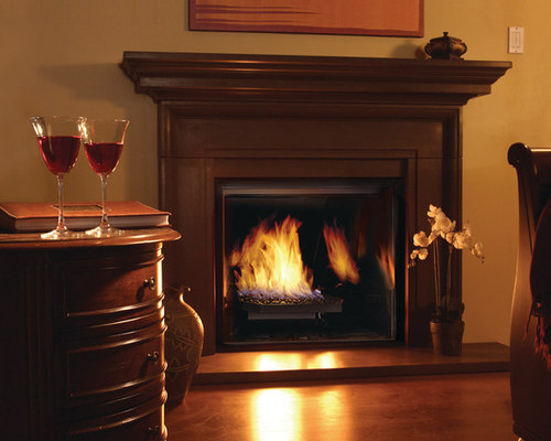 A Town & Country product is more than a fireplace. It is an architectural feature