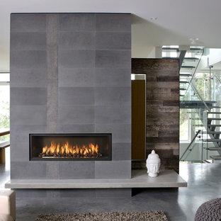 Slate Fireplace Surround Houzz