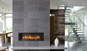 Town & Country 54-Inch Widescreen Fireplace